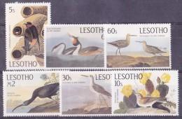 Lesotho N°637/642 - Neufs ** - Superbe - Lesotho (1966-...)