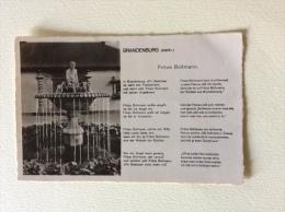 Brandeburgo Fritze Bollmann Viaggiata F.g. - Germania
