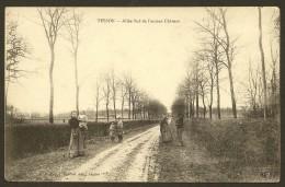 TESSON Allée Sud De L'Ancien Château (Prevost) Chte Mme (17) - Autres Communes