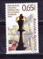 BULGARIE  2003 Y&T 3984 ** MNH, CHESS, ECHECS. (5AT36)