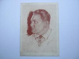 1935  ,  Propagandakarte , Göring - Deutschland