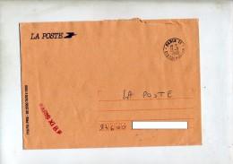 Lettre Franchise Cachet Paris 11 - Postmark Collection (Covers)