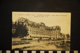 """CP, 44, LA BAULE Sur MER """"HERMITAGE HOTEL"""" Façade Sur La Mer N° 54 Voyagé En 1928 - La Baule-Escoublac"""