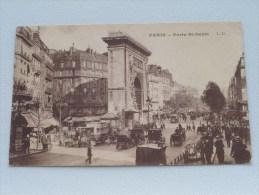 Porte St. Denis ( L. D. ) - Anno 19?? ( Zie Foto´s Voor Details ) !!