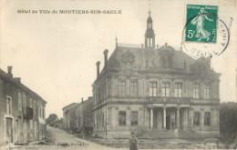 55 HOTEL DE VILLE DE MONTIERS SUR SAULX - Montiers Sur Saulx