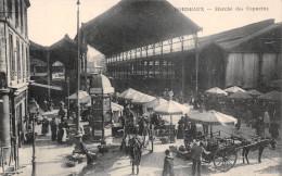 ¤¤   -  BORDEAUX    -   Marché Des Capucins   -  Les Halles  -  ¤¤ - Bordeaux