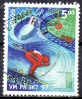 NORWAY 1997 World Nordic Skiing Championships, Trondheim -  5k. - Speed Skiing  FU - Norwegen