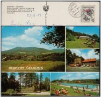 R728 CZECH REPUBLIC BESKYDY CELADNA 1978 - Czech Republic