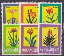 Mozambique N°1008/1013 - Neufs ** - Superbe - Mozambique