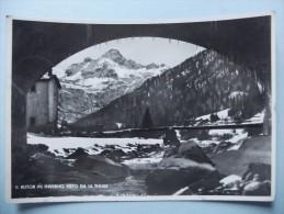 Il Rutor In Inverno Visto Da La Thuile - Italia