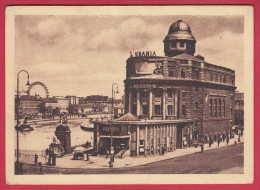 169079 / Vienna Wien - Urania Kino Cinema , KINDERHILFE , RIVER SHIP Riesenrad -   Austria Österreich Autriche - Zonder Classificatie