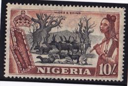 Nigéria N°86 - Neufs * - TB - Nigeria (1961-...)