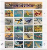 UNITED STATES  American Aircraft - Aerei