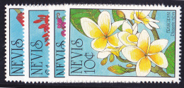 Nevis N°698/701 - Neufs ** - Superbe - Timbres