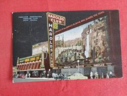 Nevada> Reno   Harolds Club    ---    -----   ref 1786