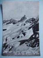 Valle D'Aosta, Dent D' Herens, Cervino, Breithorn, Visti Dalla Vetta Del Castore - Italy