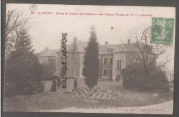 71 - LE CREUSOT -Maison De Retraite Des Vieillards-Route D'Epinal (fondée Par MMe E-Schneider - Le Creusot