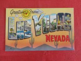 - Nevada> Las Vegas  Greetings - ref 1787