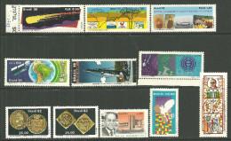 Divers Timbres De Brésil Neufs Sans Charniére, MINT NEVER HINGED - Unused Stamps