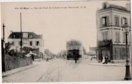 St Maur  Rue Du Pont De Créteil Et Rue Chevreuil - Saint Maur Des Fosses