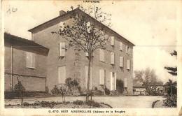63 Augerolles Chateau De La Brugere - France