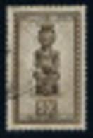 AFRIKAANSE KUNST/ART AFRICAN  - COB : 282 - 1947 O - Congo Belge