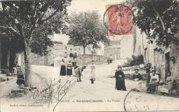 Aude : Ventenac-Cabardes, La Vialle, Belle Carte Animée - Other Municipalities