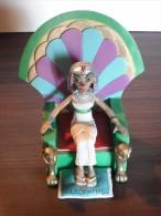 Figurine Cléopatre Plastoy - Astérix & Obélix