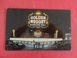 - Nevada> Las Vegas  Golden Nugget Gambling Hall      ref 1787