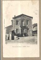 Aude :  Bages, La Mairie - France