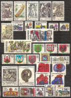 Czechoslovakia 1971 - Year Set - Full Years