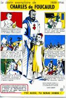 """LE DESTIN EXEMPLAIRE DE  CHARLES DE FOUCAULD  N°10 DE LA COLLECTION  """"SANTÉ SOBRIÉTÉ"""" - Collections, Lots & Series"""