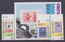 Tristan Da Cunha 1979 Sir Rowland Hill 3v + M/s  ** Mnh (21194) - Tristan Da Cunha