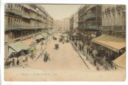 CPA PIONNIERE LILLE (Nord) - La Rue Faidherbe - Lille