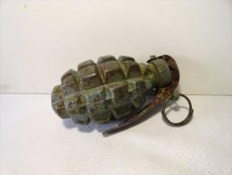 grenade  DF15  totalement inerte
