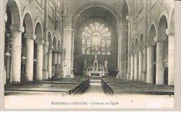 DOMBASLE SUR MEURTHE    54    L'intérieur De L'église      -M5- - France