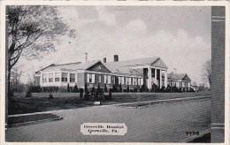 Pennsylvania Greenville The Greenville Hospital Dexter Press