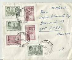 == ARGENTINA CV 1960 - Argentinien