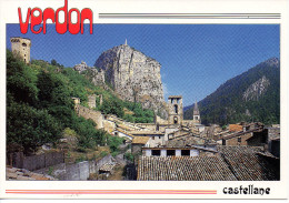 CP - PHOTO - CASTELLANE - VERDON - PHOTOGUY - Castellane