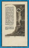 Bidprentje Van Maria Ludovica Totté - Borgerhout - Brasschaat - 1912 - 1935 - Images Religieuses