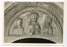 Steingaden, Johannes-Kapelle, Tympanon (12. Jahrh.). Normalformat - Other