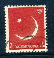 Pakistan 1956 Ninth Anniversary Of Independence Used - Pakistan