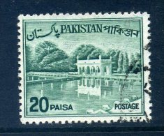 Pakistan 1961-63 Definitives - 20p Value Used - Pakistan
