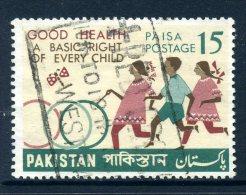 Pakistan 1968 Childrens Day Used - Pakistan