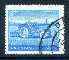 Pakistan 1978 Definitives - 10p Value Used - Pakistan