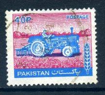 Pakistan 1978 Definitives - 40p Value Used - Pakistan