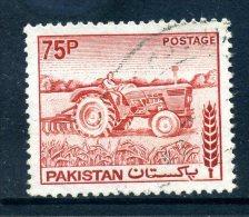 Pakistan 1978 Definitives - 75p Value Used - Pakistan