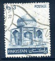 Pakistan 1978 Definitives - 3r Value Used - Pakistan
