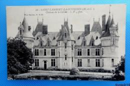 49. SAINT LAMBERT LA POTHERIE - Château De La Coltrie - Autres Communes