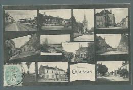 Jura  - Chaussin  -  Souvenir De .....    Carte Multivues - Francia